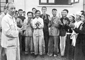 Van dung tu tuong Ho Chi Minh ve duc va tai cua nguoi can bo cach mang trong giai doan hien nay
