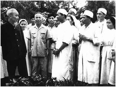 Tư tưởng Hồ Chí Minh về chăm sóc sức khỏe cho nhân dân